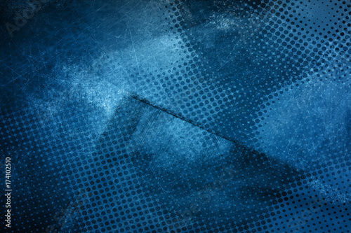 Light Blue Shade Tone Modern Abstract Art Background Pattern Design