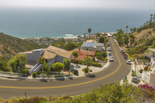 Coastal Views Of Homes In Lagu...