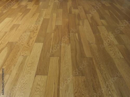 Fototapeta フローリングの床 obraz na płótnie