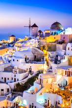 Oia Sunset, Santorini - Greek ...