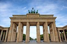 Berlin Brandenburg Gate, Berlin, Germany