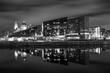 Merseyside Buildings In Liverpool, UK