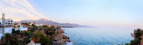Fototapeta Nerja Beach on Costa del Sol