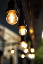 Strand Of Bulb Light