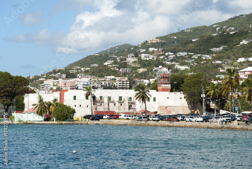 Papiers peints Fortification Caribbean Historic Fort