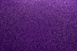 canvas print picture - Sparkling and glittering purple background with a festive or party feel