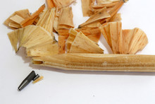 Stump Of Natural Wood Pencil W...