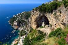 Amalfi Coast, Italy Clifftop V...