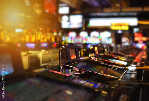 Casino table games плакат