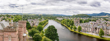 Inverness At Cloudy Weather In...