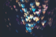 Heart Bokeh...
