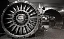 A Vault With Super Safe