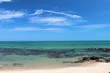 Spiaggia a Termoli in Puglia sul Gargano
