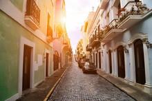 San Juan Streets On A Bright S...