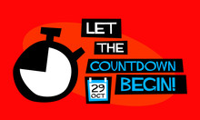 And The Countdown Begins! (Fla...