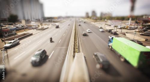Zdjęcie XXL Dużo samochodów
