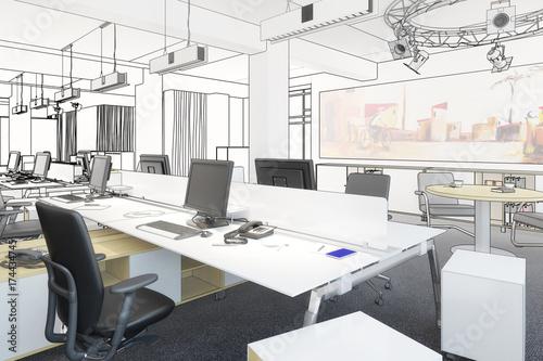 Zdjęcie XXL Komputerowe stacje robocze (planowanie)