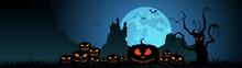 Halloween, Zucche, Zucca, Paur...