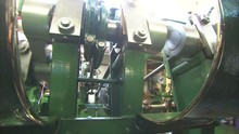 Engine Room Of Paddle Steamer ...