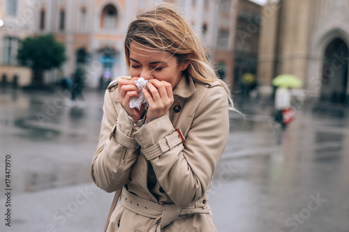 Photo  Cold and flu
