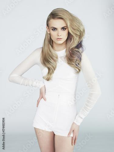 Fotografia  Sexy blonde