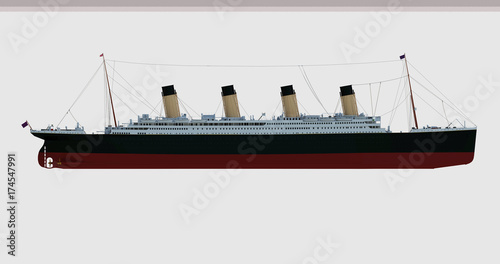 Titanic 4K Profile