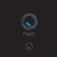 Nest Logo. Soft Logo. Сomfort...
