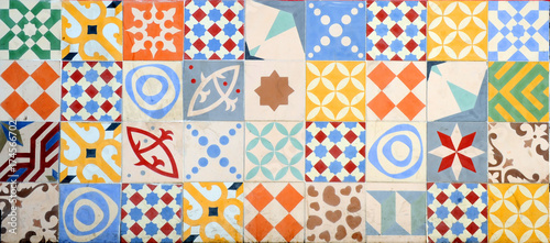 Hydraulic cement tiles, fashion trend