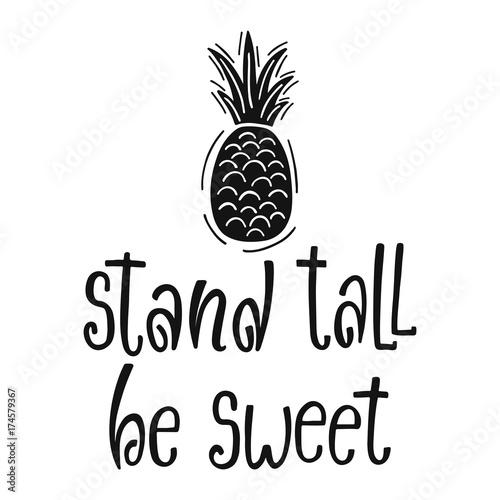 Fotografia  1554471 Stand tall be sweet
