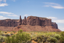 Three Sisters, Monument Valley...