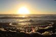 Ocaso en el mar de Chile, Puerto Saavedra