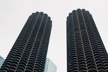 Marina Towers In Chicago