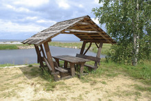 Equipped Picnic Place (wooden ...