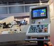 Control panel of CNC Grinding machine