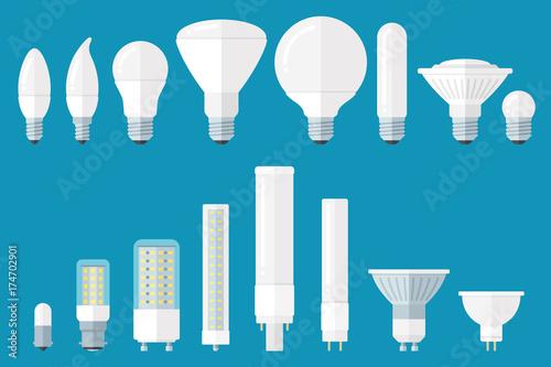 Photo  Led Bulbs