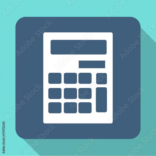 Website Icon Taschenrechner Kaufen Sie Diese Vektorgrafik Und