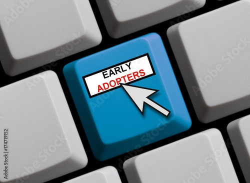 Photo Early Adopters online