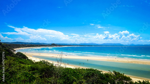 Photographie Exploring Byron Bay in New South Wales, Australia