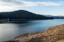 Maroondah Reservoir Near Healesville In Victoria, Australia