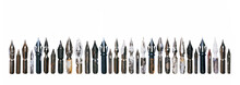 Collection Of Vintage Nibs Iso...