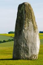 Heelstone At Stonehenge, Marki...