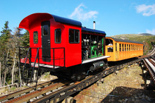 Mount Washington Cog Railroad ...