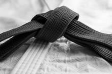 Black Judo, Aikido Or Karate B...