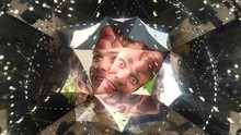 A Kaleidoscope Of A Person Who...