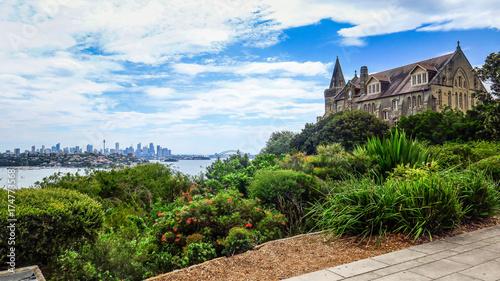 Obraz na płótnie Poznawanie Sydney w Australii