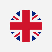 Great Britain Flag. Union Jack...