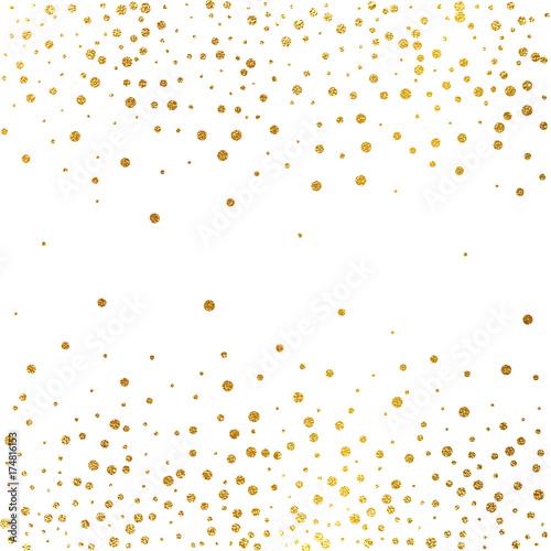 Photo  Festive explosion of confetti