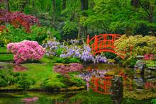 Japanese Garden, Park Clingend...