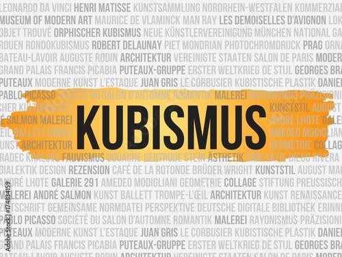 Cuadros en Lienzo  Kubismus