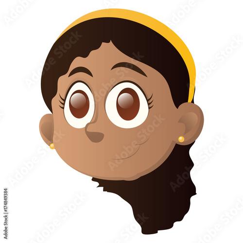 Fototapety, obrazy: Happy kid avatar
